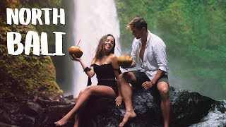 WATERFALLS of North Bali - Worst place to get sick..
