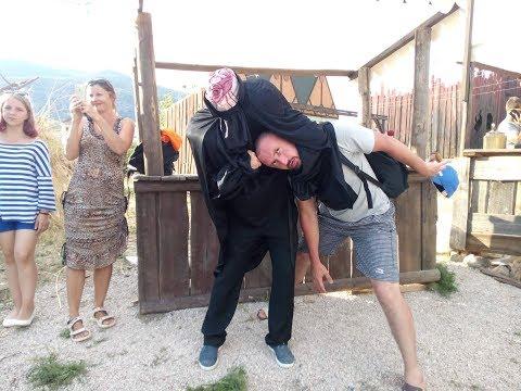 """Cъемки фильма """"Вечная жизнь"""" в Судаке Крым 2017"""