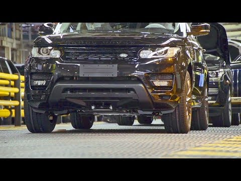 Range Rover (2018) PRODUCTION