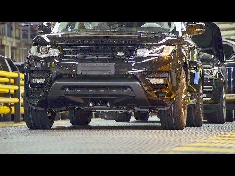 Range Rover (2018) PRODUCTION