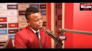 Harmonize alivyokutana na Diamond Platnumz - INTERVIEW PART 2