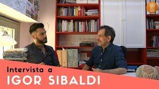 Igor Sibaldi si racconta - intervista al genio della spiritualità