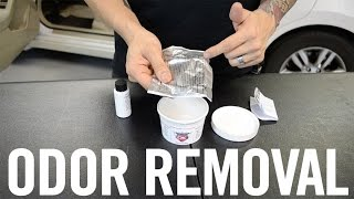 Car Odor Removal Product