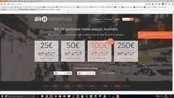 Acheter des Bitcoins par carte bancaire ou en espèces en 10 minutes