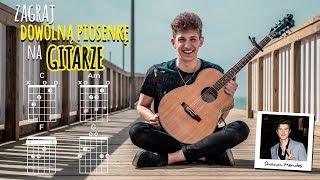 Zagraj DOWOLNĄ PIOSENKĘ na gitarze! | Shawn Mendes