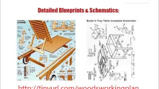 Ted's Woodworking Plan - Simple And Easy Woodworking Project For Beginner