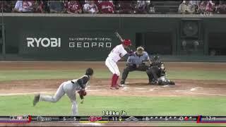 阪神タイガース・坂本誠志郎捕手のフレーミング、ブロッキングをまとめ...