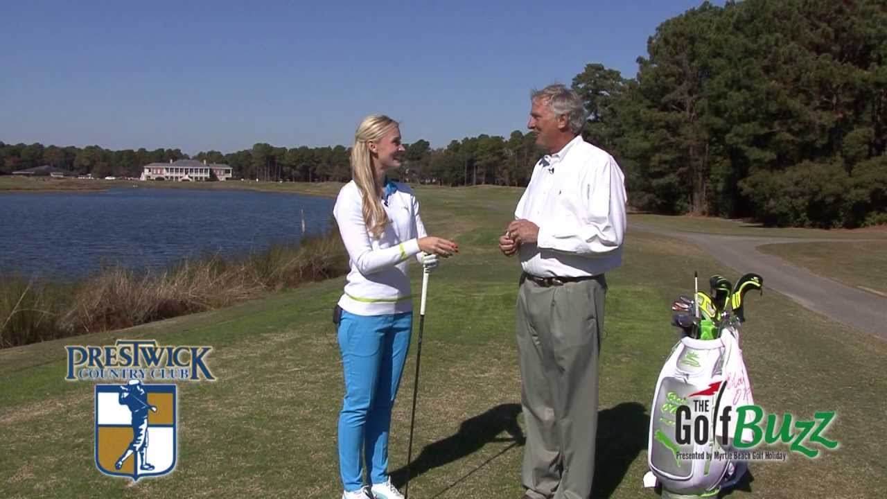 Prestwick Country Club Of Myrtle Beach Signature Hole On The Golf Buzz You