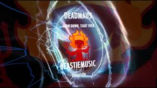 deadmau5 slow down start over beastiemusic visualizer