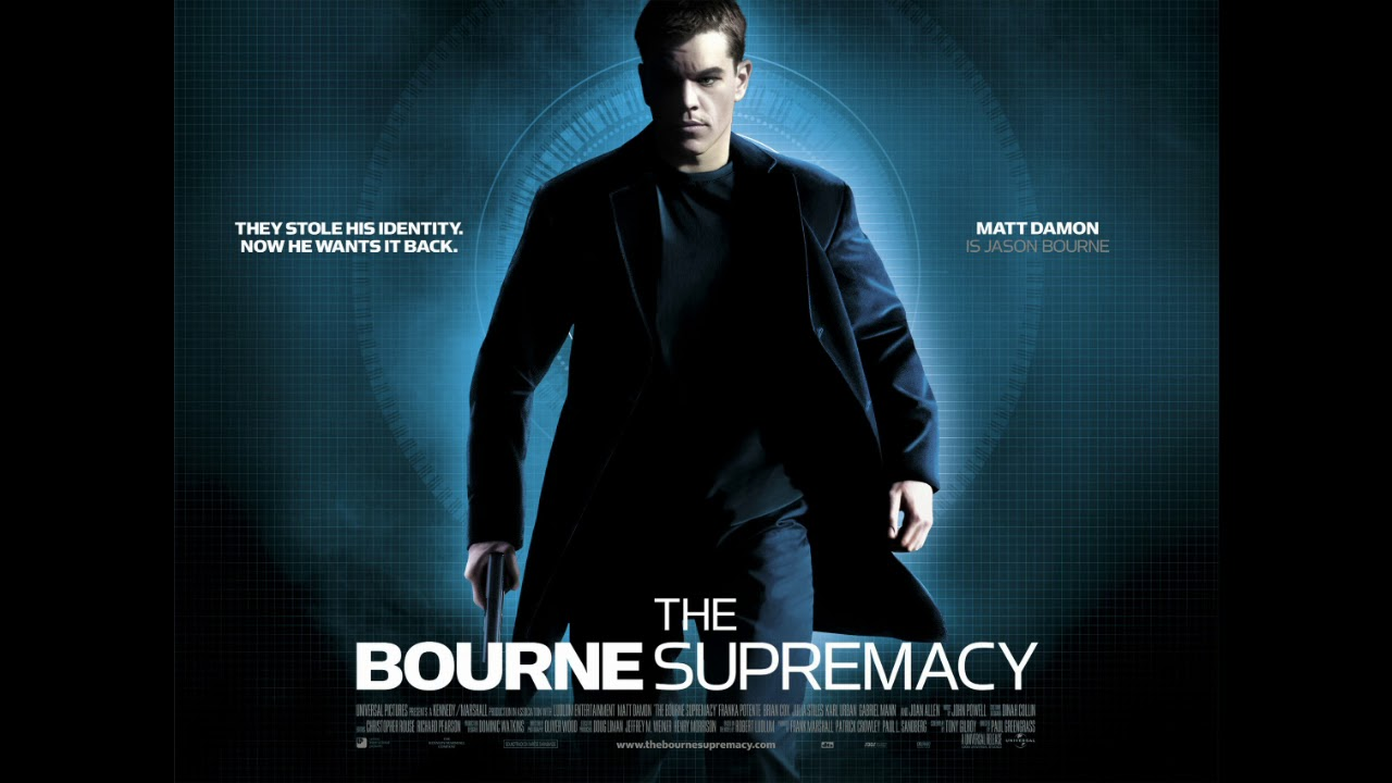 Download The Bourne Supremacy Full Audio Track
