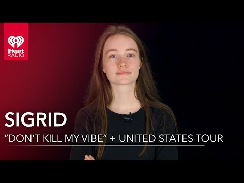 What Kills Sigrid's Vibe? | Exclusive Interview