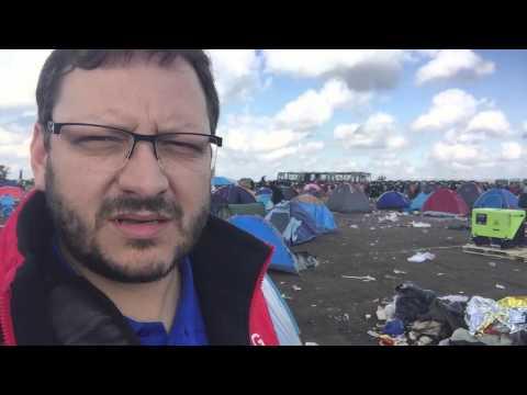 Flüchtlingshilfe in Ungarn\Serbien