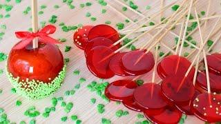 Яблоки в карамели ☆ Леденцы ☆ Candy apple