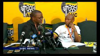 ANC fears losing votes in 2016 Local Govt Elections