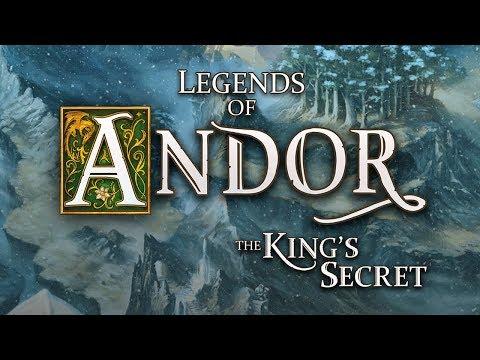 Скриншот №1 к Legends of Andor – The Kings Secret