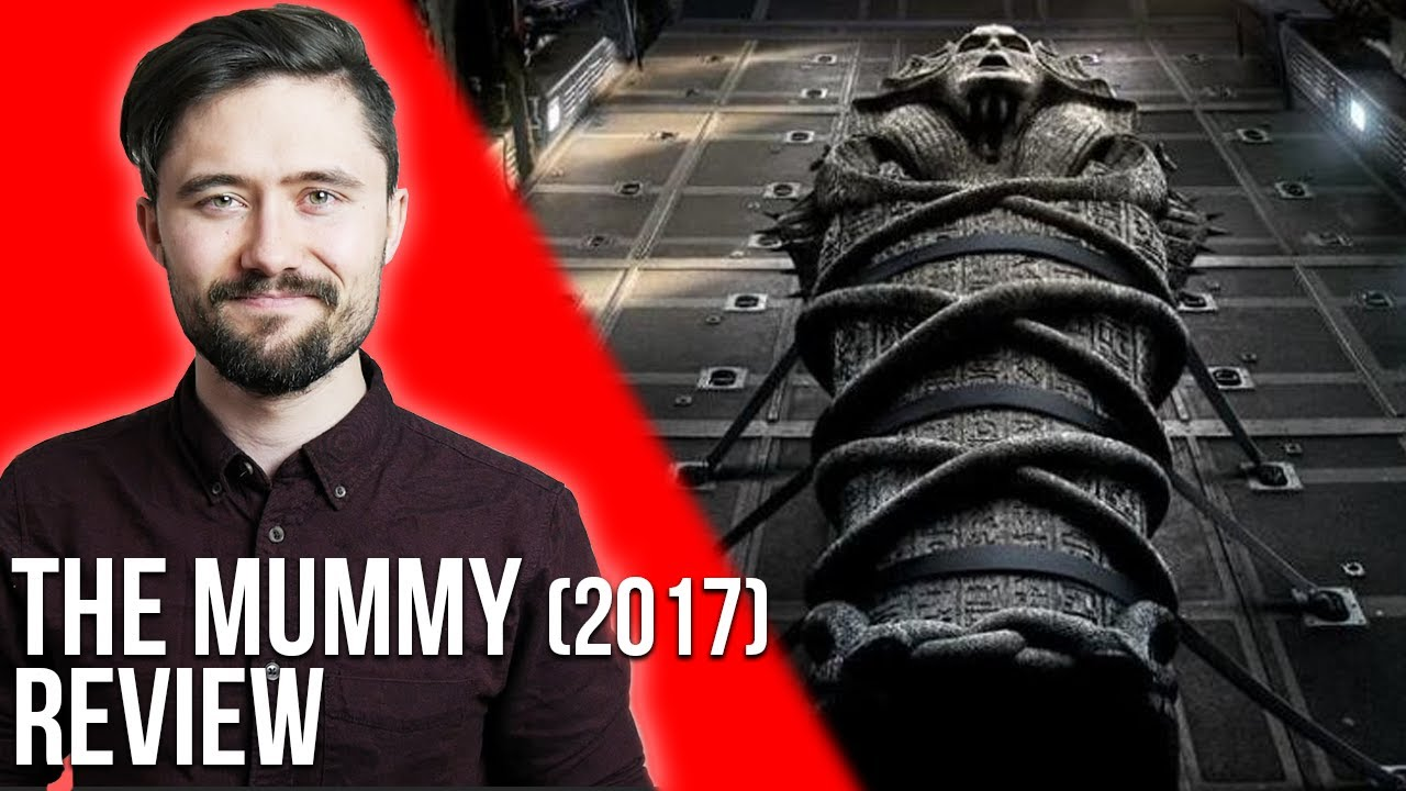 The Mummy spoiler free review: Bring Back Brendan Fraser - YouTube