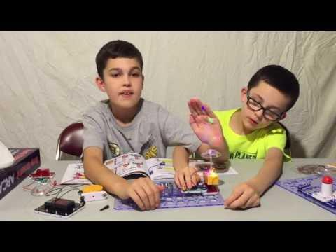 snap circuits clock youtube rh m youtube com