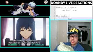 DoanDy reacts to Mahōka Kōkō no Rettōsei (Ep. #2) || Say WHAT?
