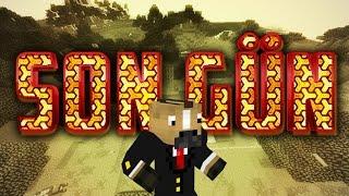 SON GÜN #1!!   Minecraft Haritaları