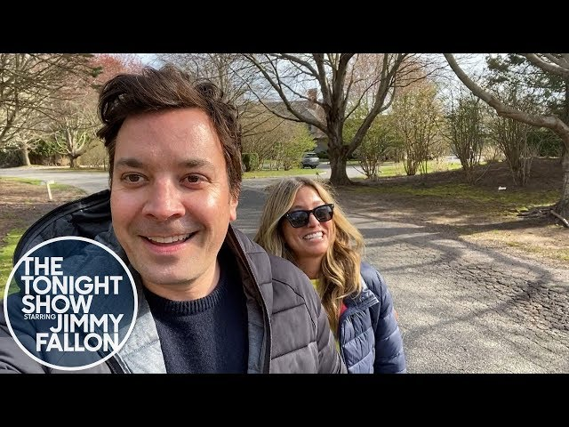 The Tonight Show\: At Home Edition (Ask the Fallons - How Jimmy Proposed to Nancy)