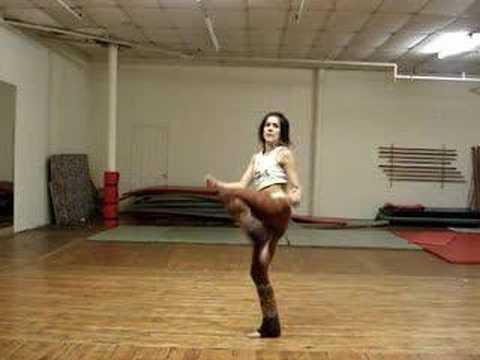 Eletricat's Sambadream Choreography 1