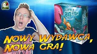 Nowe wydawnictwo i jego gra   Little Big Fish