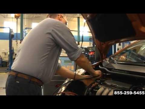 Volkswagen Auto HVAC Air Conditioning Service AC Leak Repair Gainesville High Springs FL Volkswagen