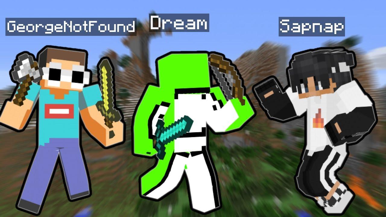 Dream Minecraft Championship 10 HIGHLIGHTS