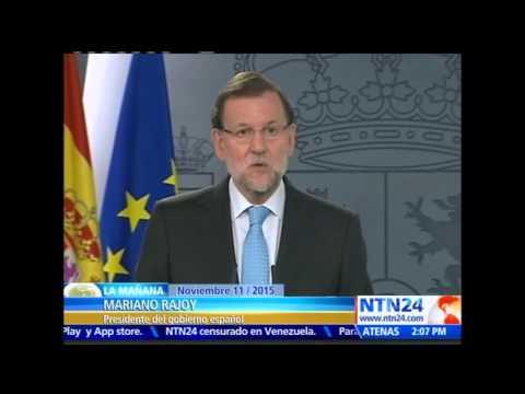 Gobierno de España continúa la lucha legal para bloquear intenciones independentistas de Cataluña