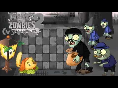 Plants vs zombies 2 van 2 weergeven