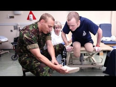 The Work of the Defence Medical Rehabilitation Centre, Headley Court - Colonel John Etherington