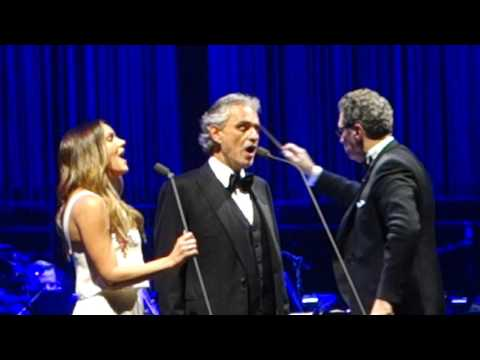 """The Prayer"" - Andrea Bocelli with Katherine McPhee (duet)"
