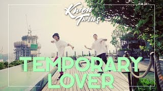 KWON TWINS | Performance Video / Temporary Lover ft. Lil Jon -Chris Brown