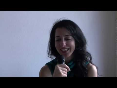 Taking Five with Porochista Khakpour - YouTube