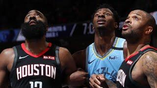 Houston Rockets vs Memphis Grizzlies Full Game Highlights | January 14, 2019-20 NBA Season