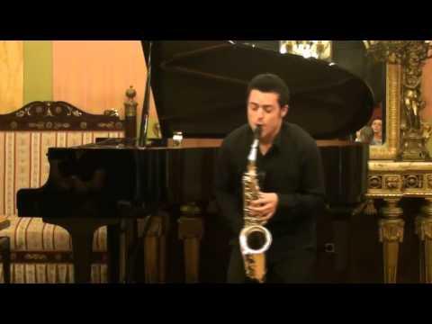 Raúl Lledó Valor - Saxofón - Asociación Pro Música Amadeo L. Sala