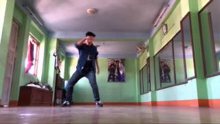 Sawan aaya hai dance by nabin lama from flexible dance school