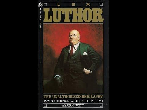 Spotlight on James Hudnall: Remembering Espers, Lex Luthor and Harsh Realm