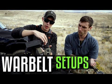 Lucas Botkin And Garand Thumb Discuss Belt Setups