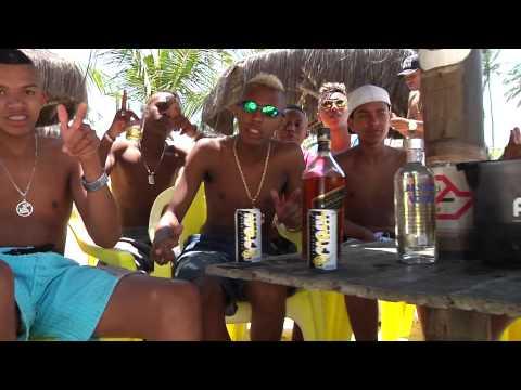 MC D.R Part. MC Kapela MK - Se Segura Ninfeta (Video Oficial)