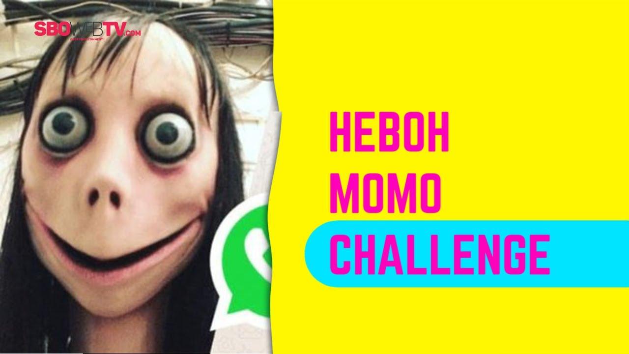 Jangan Coba Momo Challenge Atau Begini Akibatnya