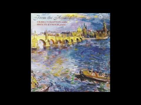 Poem by Zdeněk Fibich (arr. Jan Kubelik) performed by Craig Stratton and Sholto Kynoch