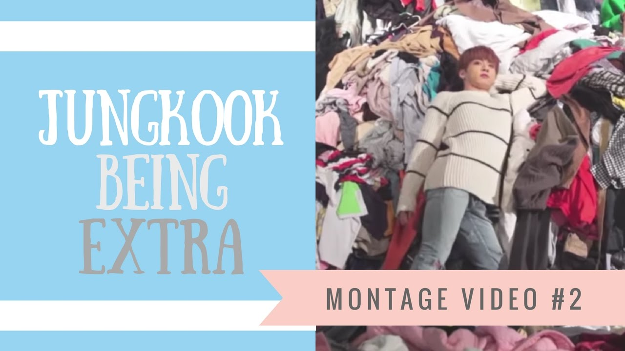 [방탄소년단 정국] JUNGKOOK BEING EXTRA - MONTAGE VIDEO #2