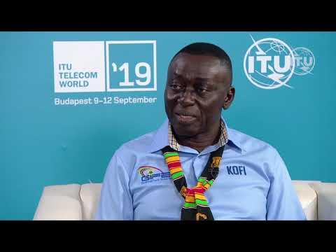 ITU TELECOM WORLD 2019: Kofi Asante, CEO Ghana Investment Fund For Electronic Communications