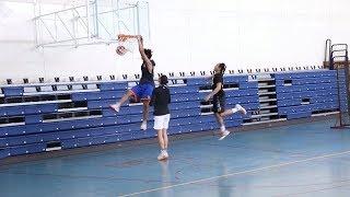 Pick-up Basketball Featuring Sean Gelael, Daniel Wenas Katon, Govinda & Kevin Moses.