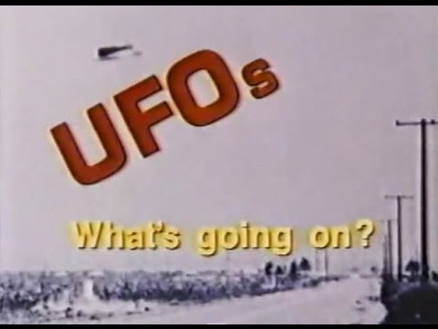 UFOs: What's Going On (1985) - LOST UFO DOCUMENTARY