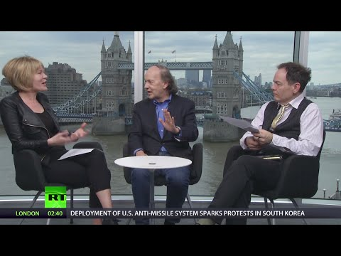 Keiser Report: Gold & World's Debt Problems (Summer Solutions series E940)