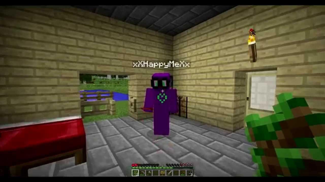 Hygge Minecraft Med Lillesøster - Afsnit 2