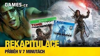 Rekapitulace - příběh Tomb Raider v 7 minutách!