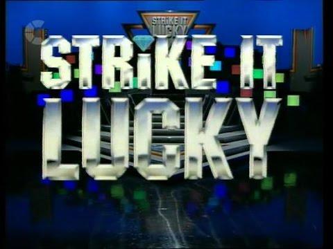 ITV's Strike It Lucky - Series 9 Episode 1 - 27th September 1993